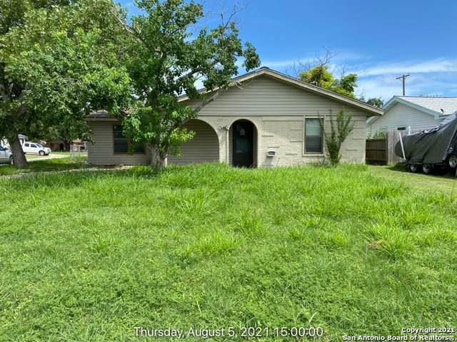 2712 Avenue G, Ingleside, TX 78362 (MLS #1554611) :: Real Estate by Design