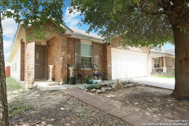 11839 Briarton Wells, San Antonio, TX 78254 (MLS #1554774) :: Vivid Realty