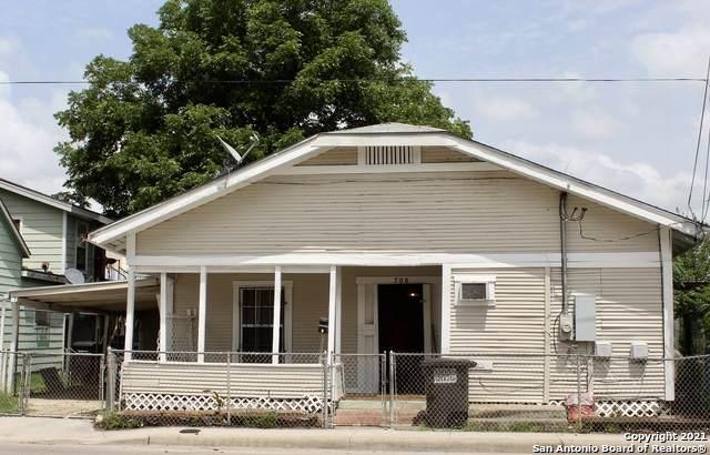 708 N Colorado St, San Antonio, TX 78207 (MLS #1554848) :: EXP Realty