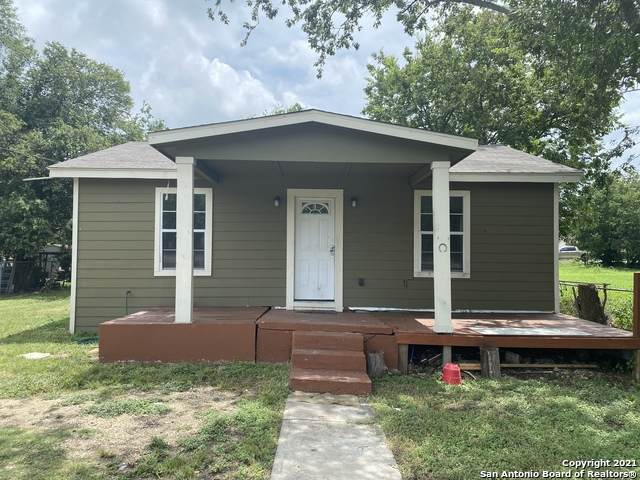 4006 Culebra Road, San Antonio, TX 78228 (MLS #1554855) :: 2Halls Property Team | Berkshire Hathaway HomeServices PenFed Realty