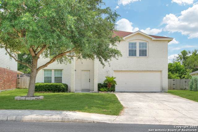8819 Hetherington Dr, San Antonio, TX 78240 (MLS #1554867) :: The Rise Property Group