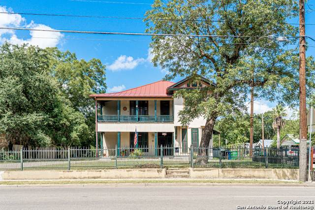 1003 S New Braunfels Ave, San Antonio, TX 78210 (MLS #1554935) :: The Gradiz Group