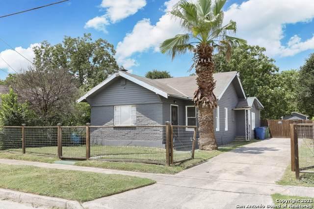 715 Paso Hondo, San Antonio, TX 78202 (MLS #1554987) :: The Glover Homes & Land Group