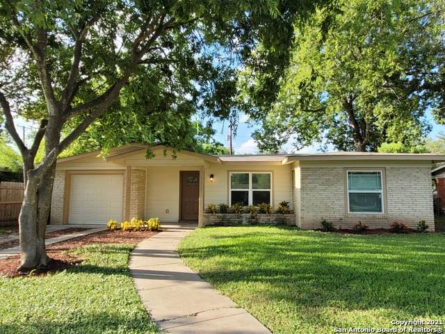 563 Radiance Ave, San Antonio, TX 78218 (MLS #1555030) :: Real Estate by Design