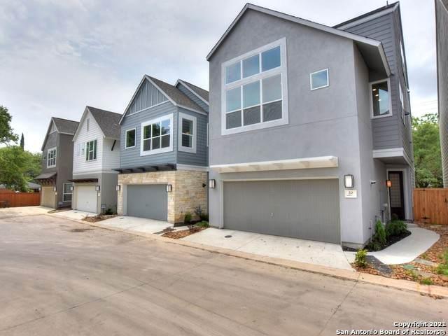 5843 Whitby Rd, Unit 15, San Antonio, TX 78240 (MLS #1555049) :: Santos and Sandberg