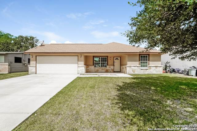 602 Parkview Dr, Universal City, TX 78148 (MLS #1555078) :: The Gradiz Group