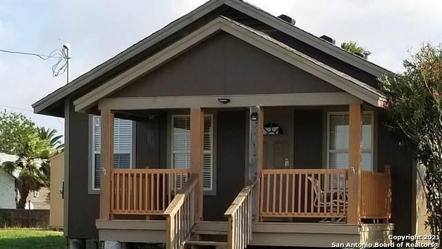 247 Allen M Parks Dr, Rockport, TX 78382 (MLS #1555079) :: Exquisite Properties, LLC