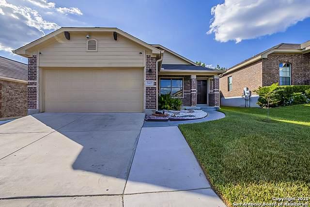 5427 Eternal, San Antonio, TX 78247 (MLS #1555162) :: The Real Estate Jesus Team