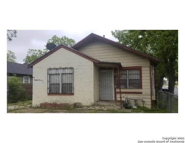 664 Thompson Pl, San Antonio, TX 78225 (MLS #1555184) :: EXP Realty
