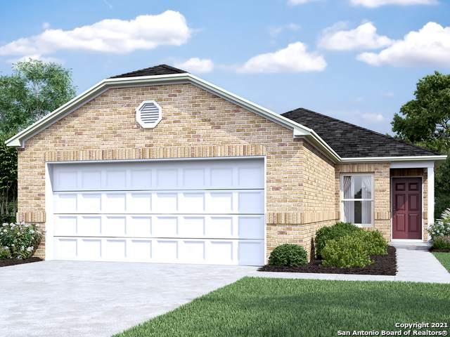 1109 Gracie Way, New Braunfels, TX 78130 (MLS #1555242) :: The Gradiz Group