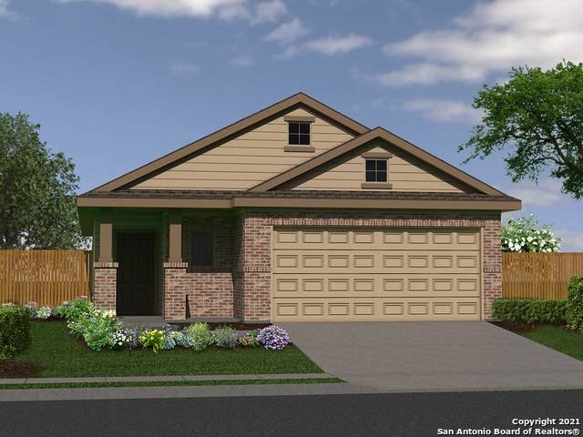 5919 Poolside Park, Converse, TX 78109 (MLS #1555243) :: Beth Ann Falcon Real Estate
