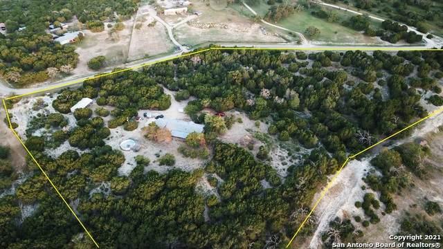 589 Panther Hollow Dr, Bandera, TX 78003 (MLS #1555251) :: Real Estate by Design