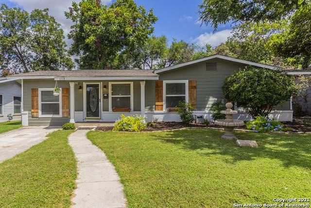 1119 Lovera Blvd, San Antonio, TX 78201 (MLS #1555266) :: Santos and Sandberg