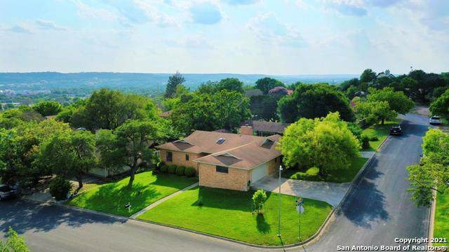 808 Olympic Dr, Kerrville, TX 78028 (MLS #1555281) :: The Glover Homes & Land Group