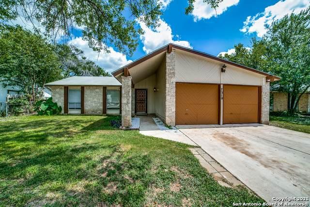 7310 Cherry Brook Dr, San Antonio, TX 78238 (MLS #1555347) :: The Castillo Group