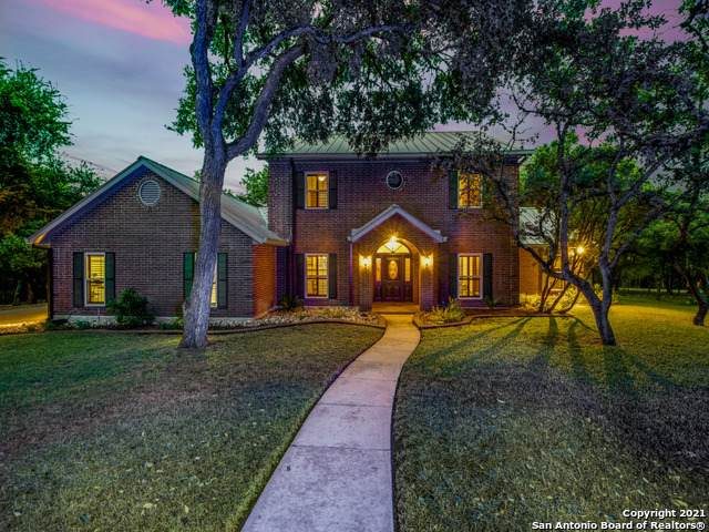 21649 Forest Waters Cir, San Antonio, TX 78266 (MLS #1555352) :: The Castillo Group