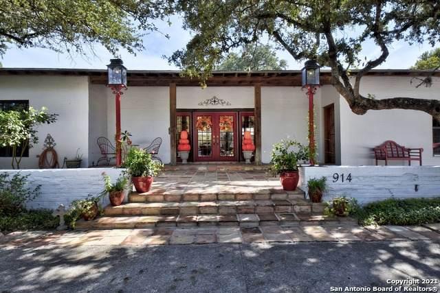 914 Eventide Dr, Terrell Hills, TX 78209 (MLS #1555358) :: ForSaleSanAntonioHomes.com