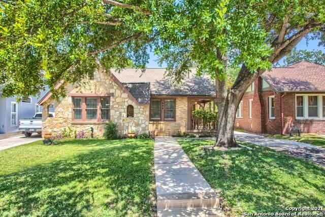 523 Donaldson, San Antonio, TX 78201 (MLS #1555368) :: Exquisite Properties, LLC