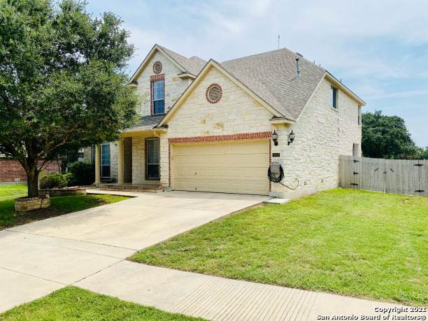 9026 Los Sonoma Rio, Helotes, TX 78023 (MLS #1555442) :: Alexis Weigand Real Estate Group