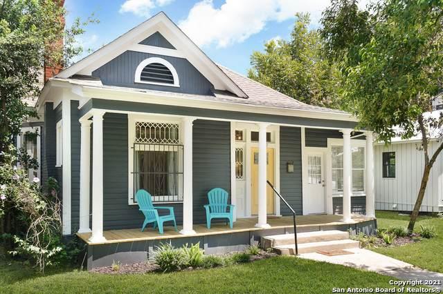 822 N Pine St, San Antonio, TX 78202 (MLS #1555464) :: The Glover Homes & Land Group