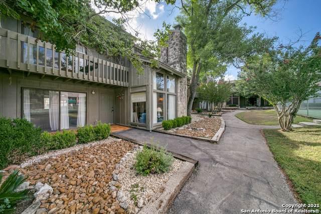 114 T Bar M Dr #114, New Braunfels, TX 78132 (MLS #1555536) :: The Gradiz Group