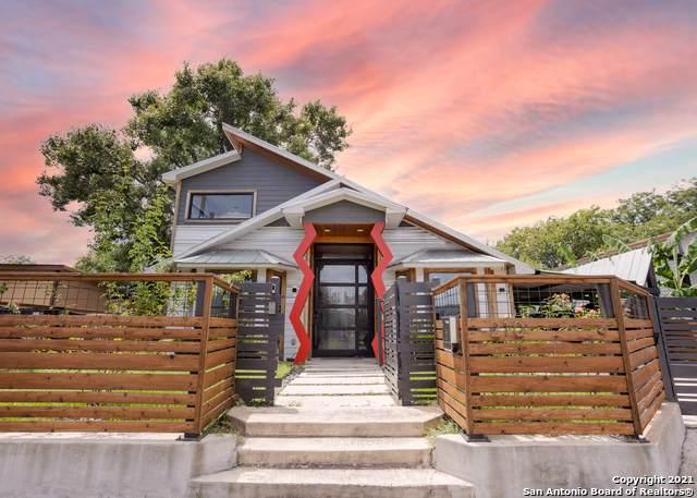 210 Furnish Ave, San Antonio, TX 78204 (MLS #1555553) :: The Lopez Group