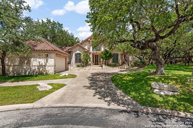 29130 Tivoli Way, Fair Oaks Ranch, TX 78015 (MLS #1555570) :: Phyllis Browning Company