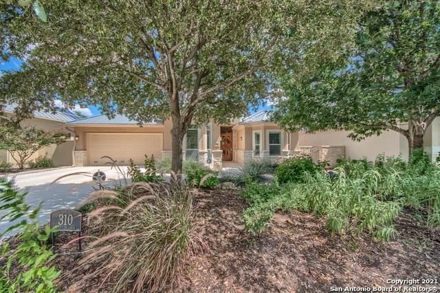 310 Hampton Way, Shavano Park, TX 78240 (MLS #1555588) :: Texas Premier Realty