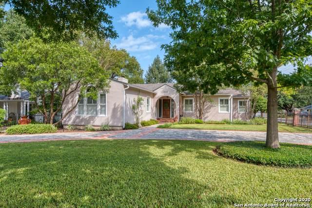 325 Canterbury Hill St, Terrell Hills, TX 78209 (MLS #1555654) :: Concierge Realty of SA