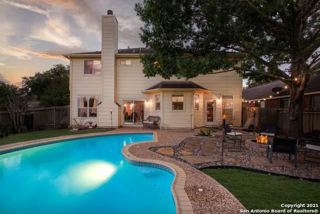 1519 Crescent Glen, San Antonio, TX 78258 (MLS #1555657) :: The Lopez Group