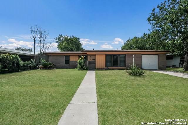 546 Timberlane Dr, San Antonio, TX 78218 (MLS #1555731) :: Concierge Realty of SA