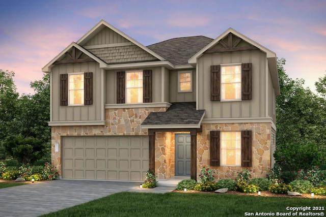 7813 Sycamore Hills, Boerne, TX 78015 (MLS #1555737) :: Santos and Sandberg