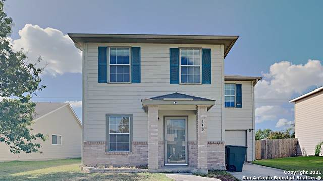 148 Willow View, Cibolo, TX 78108 (MLS #1555745) :: EXP Realty
