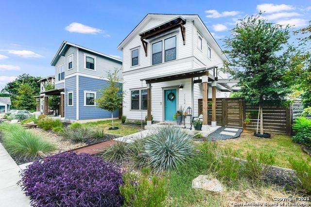 1154 N Olive St, San Antonio, TX 78202 (MLS #1555797) :: The Glover Homes & Land Group