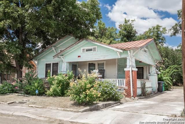 133 Rigsby Ave, San Antonio, TX 78210 (MLS #1555807) :: Vivid Realty