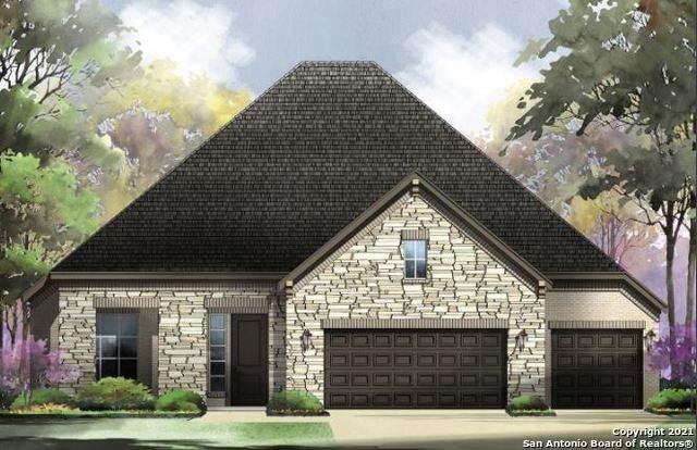 1814 Lawson Ridge, San Antonio, TX 78260 (MLS #1555830) :: Santos and Sandberg