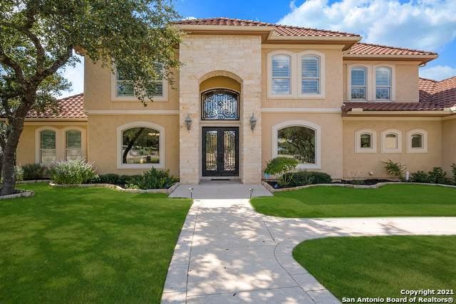 37 Champions Run, San Antonio, TX 78258 (MLS #1555837) :: The Glover Homes & Land Group