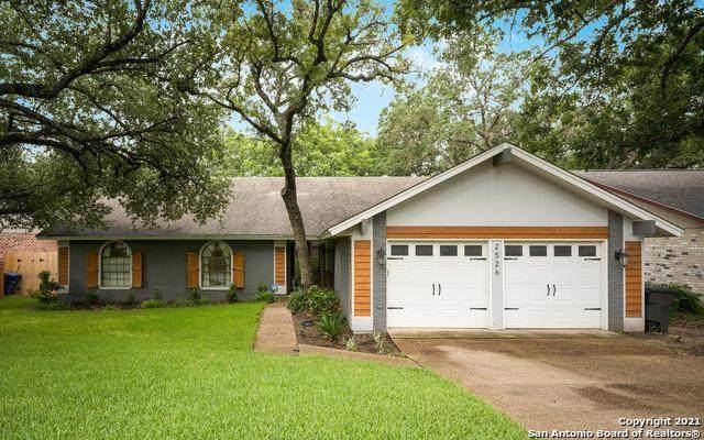 2526 Fall Brook St, San Antonio, TX 78232 (MLS #1555841) :: Phyllis Browning Company
