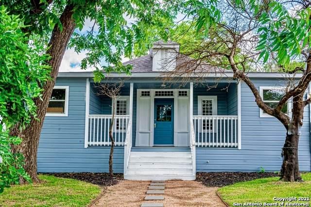 611 W Woodlawn Ave, San Antonio, TX 78212 (MLS #1555947) :: Santos and Sandberg