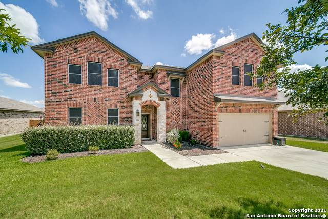324 Blaze Moon, Cibolo, TX 78108 (MLS #1555958) :: Texas Premier Realty