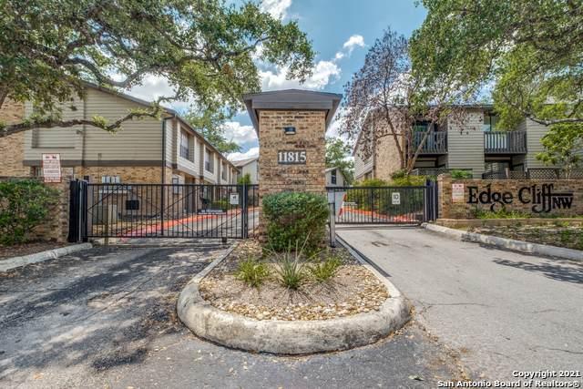 11815 Vance Jackson Rd #3604, San Antonio, TX 78230 (MLS #1555973) :: Alexis Weigand Real Estate Group