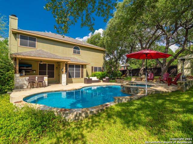 3629 Sumter Glade, Schertz, TX 78154 (MLS #1556020) :: The Rise Property Group