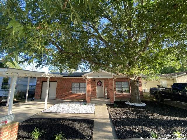 413 Mesquite St, Seguin, TX 78155 (MLS #1556095) :: Phyllis Browning Company