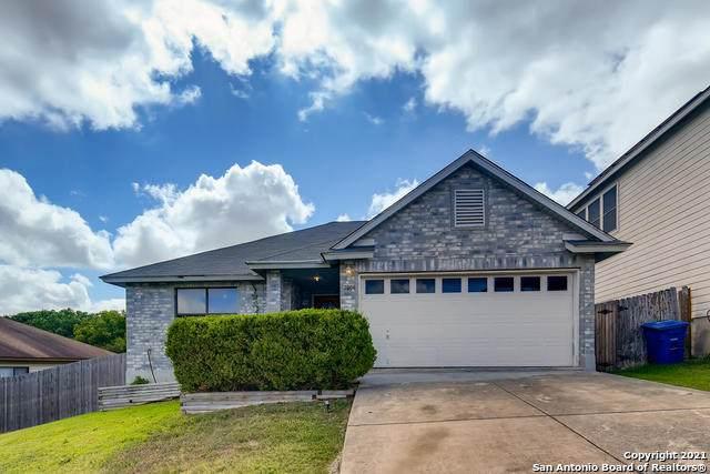 7006 Teton Ridge, San Antonio, TX 78233 (MLS #1556126) :: The Lopez Group