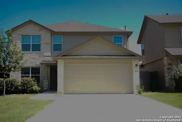 811 Boyd Bunker, San Antonio, TX 78221 (MLS #1556139) :: EXP Realty