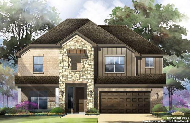 1826 Granite Ridge, San Antonio, TX 78260 (MLS #1556196) :: Santos and Sandberg