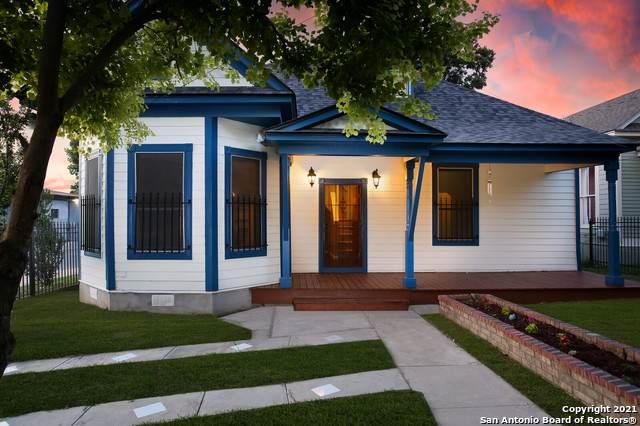 301 Lamar, San Antonio, TX 78202 (MLS #1556258) :: 2Halls Property Team | Berkshire Hathaway HomeServices PenFed Realty