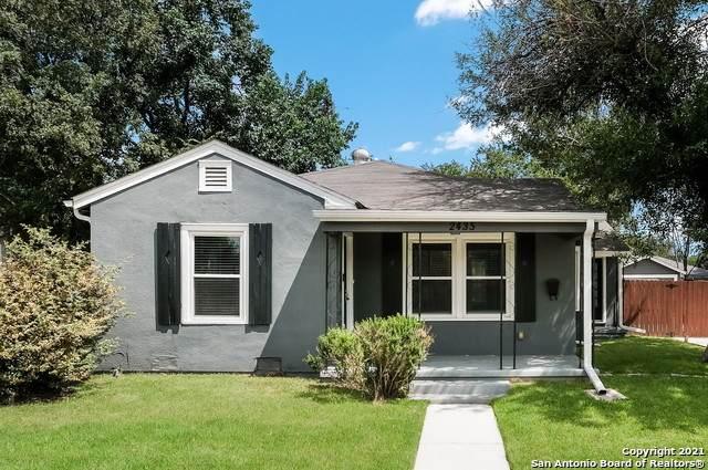 2435 W Mistletoe Ave, San Antonio, TX 78228 (MLS #1556295) :: Concierge Realty of SA