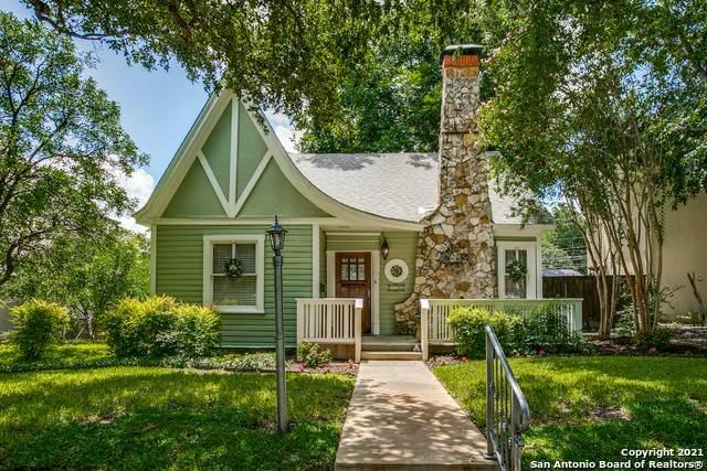316 Blue Bonnet Blvd, Alamo Heights, TX 78209 (MLS #1556343) :: Texas Premier Realty
