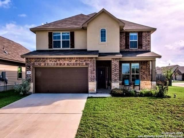 722 Stratus Path, New Braunfels, TX 78130 (MLS #1556429) :: Exquisite Properties, LLC